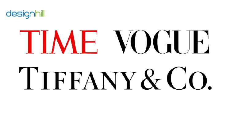 Choose A Few Fonts Only