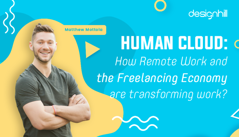 Human Cloud: How Remote Work and the Freelancing Economy are Transforming Work?