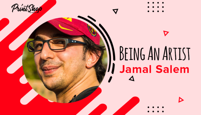 Being An Artist - Jamal Salem