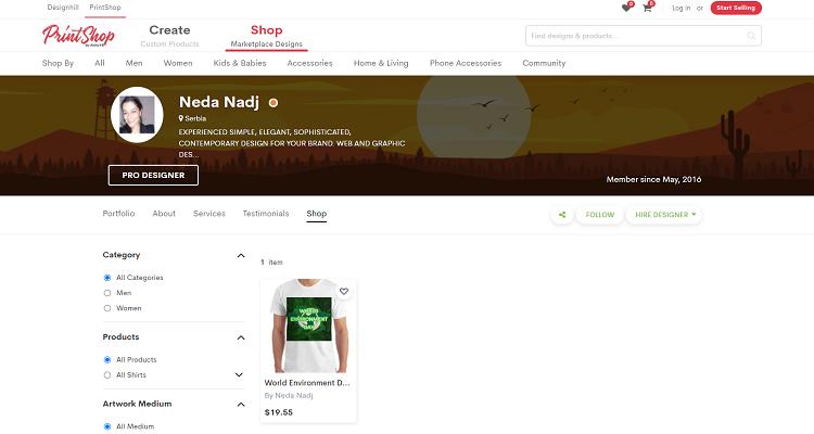 Neda Nadj Shop
