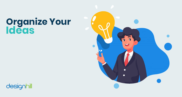 Organize Your Illustration Ideas