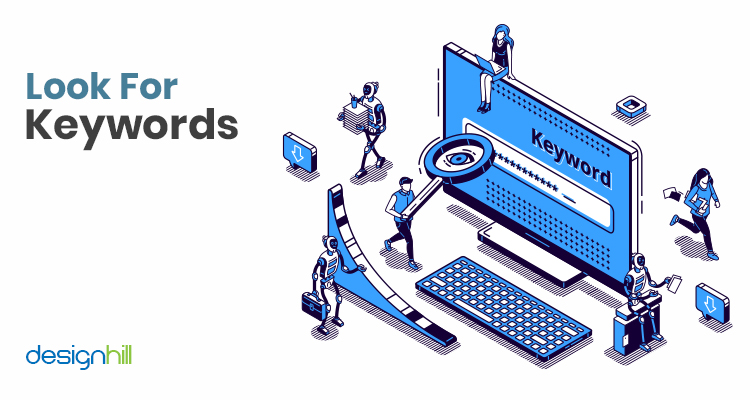 Look For Keywords