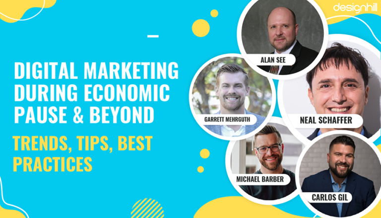 Digital Marketing During Economic Pause and Beyond
