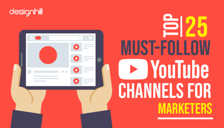 YouTube Channels For Marketers
