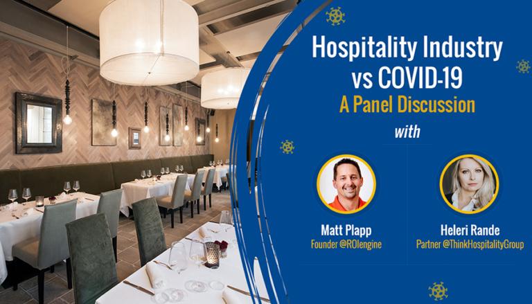 Hospitality Industry vs COVID-19