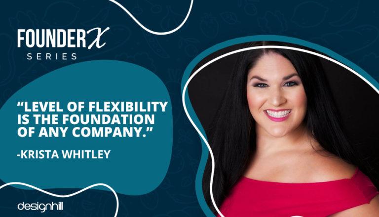 Krista Whitley - Founder X