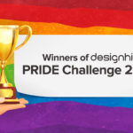 Winners Of Designhill PRIDE Challenge