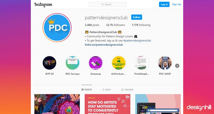 Pattern Designers Club