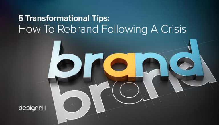 Transformational Tips: How To Rebrand Following A Crisis