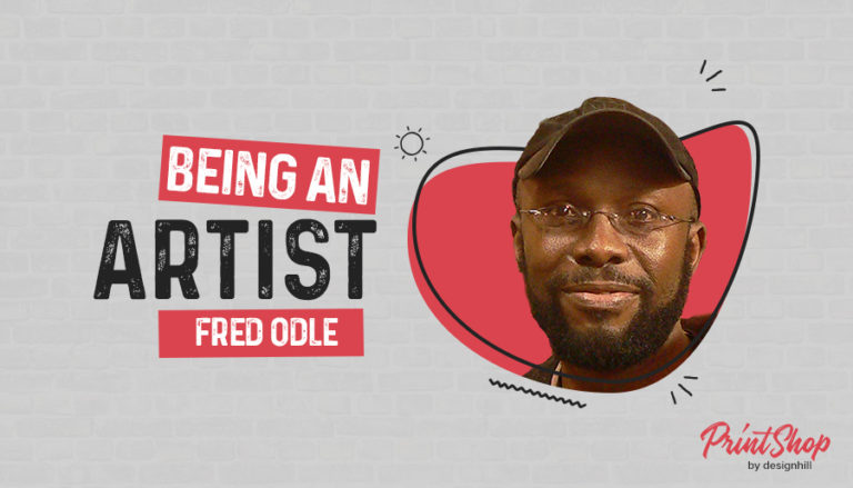 Being An Artist - Fred Odle