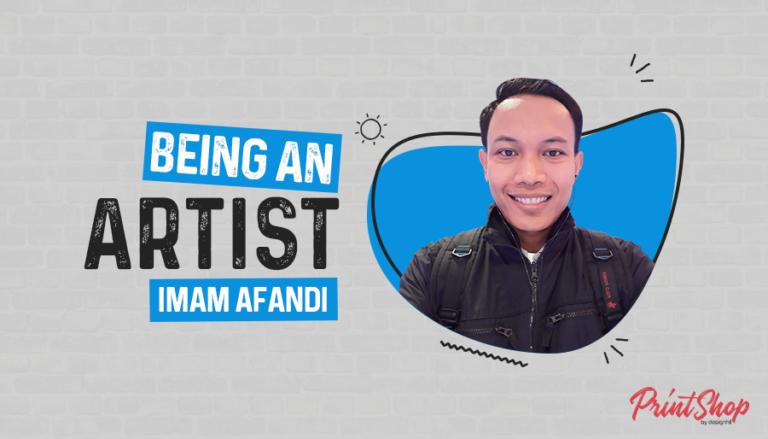 Being An Artist - Imam Afandi