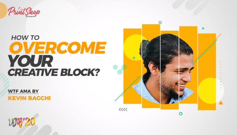 Overcome Your Creative Block - AMA By Kevin Bagchi