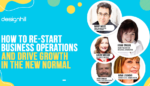 Re-Start Business Operations And Drive Growth In The New Normal