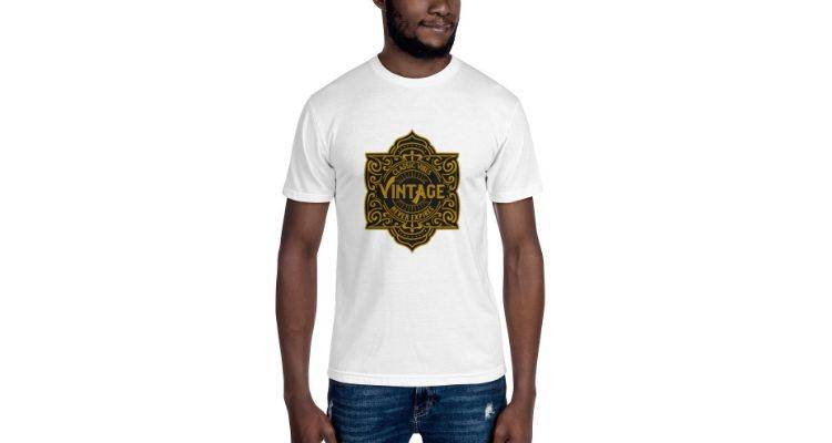 Vintage Never Expires T-shirt Art