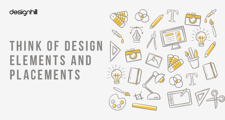 design elements and placements