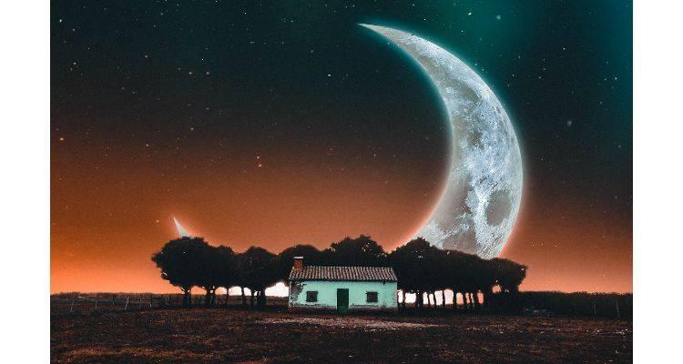 Moon Artwork