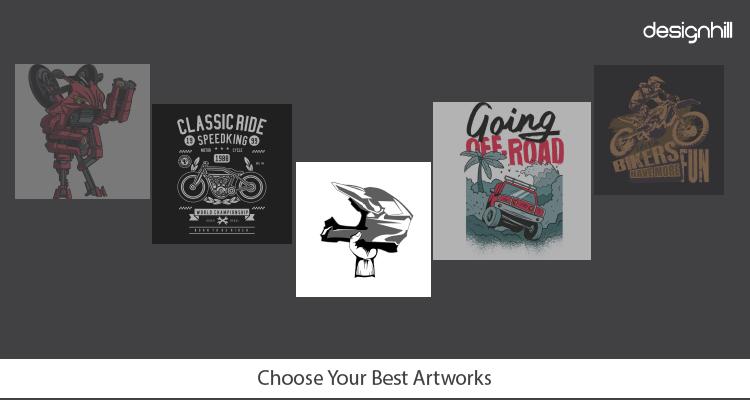 Choose Your Best Artworks