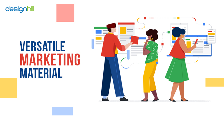 Versatile Marketing Material