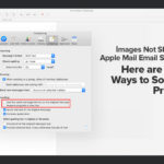 Apple Mail Email Signature