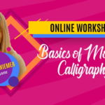 Basics of Modern Calligraphy By Nicole Wiemer