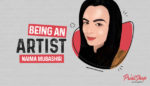 Being An Artist Naima