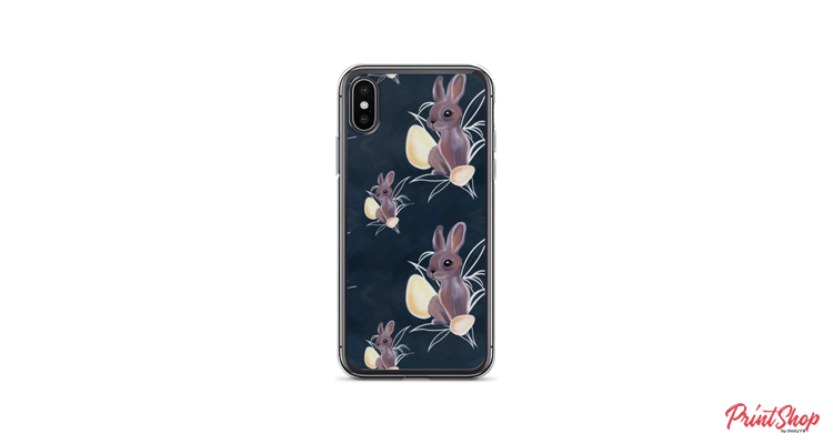 Easter Fun iPhone Case