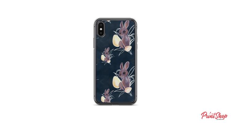 Easter Fun iPhone Case