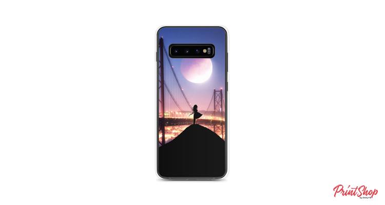Night View Samsung Case