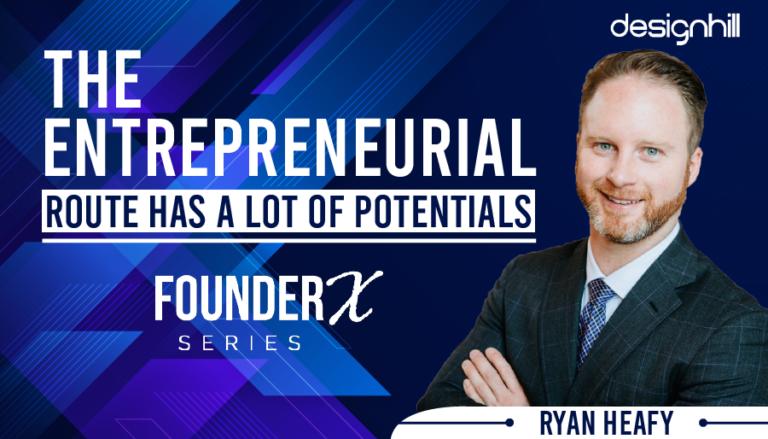 Founder X By Ryan Heafy