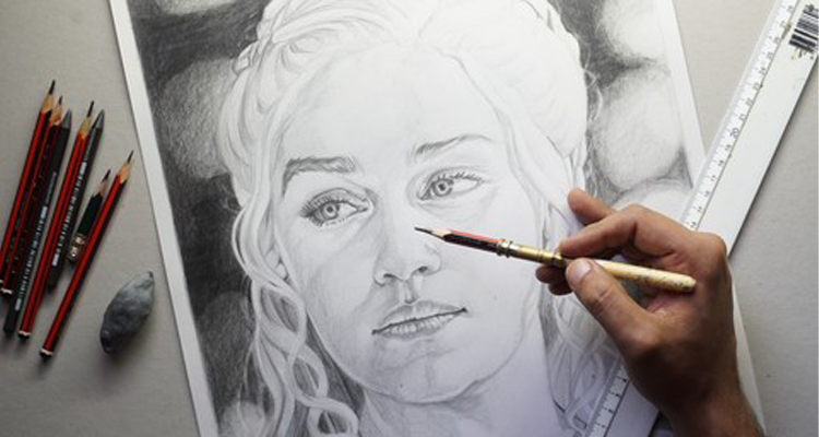The Ultimate Portrait Drawing Course