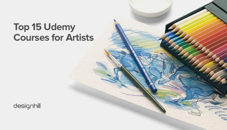 Udemy Courses For Artists