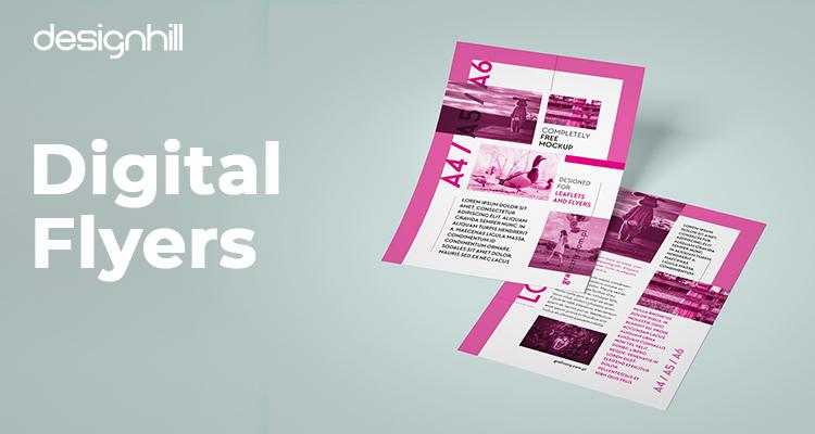 Digital Flyers