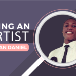 Being An Artist - Jodan Daniel