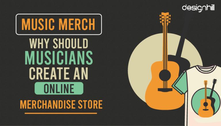 Music Merch - Why Should Musicians Create An Online Merchandise Store
