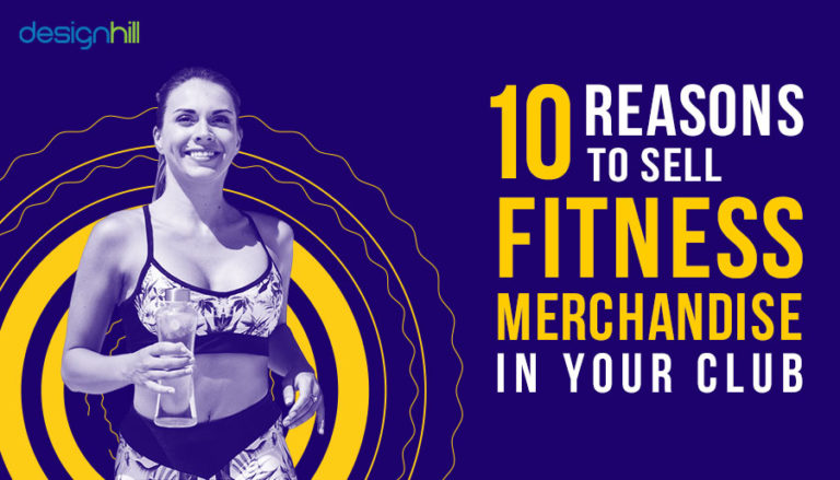 Sell Fitness Merchandise In Your Club