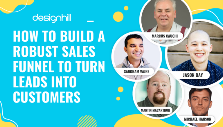 Build A Robust Sales Funnel