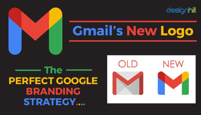 Gmail's New Logo