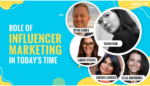Role Of Influencer Marketing