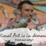 Visual Art Is In Demand