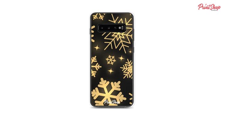 Celebration pattern art Clear Samsung Case