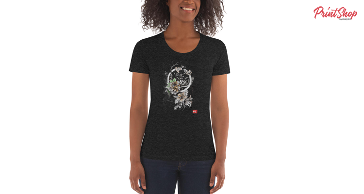 Flow Women's Triblend T-Shirt