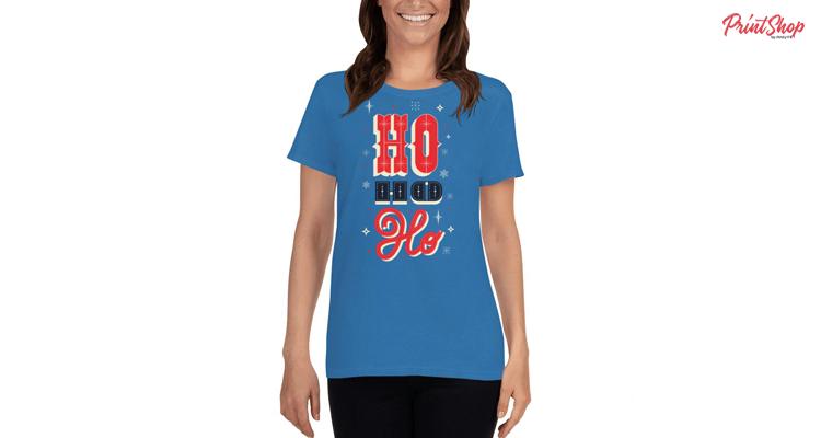 Ho-Ho-Ho Women's T-Shirt