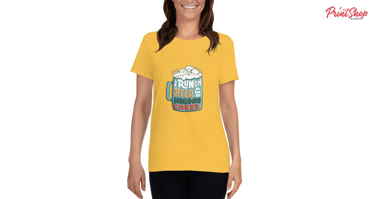 Holiday Cheer Women's T-Shirt
