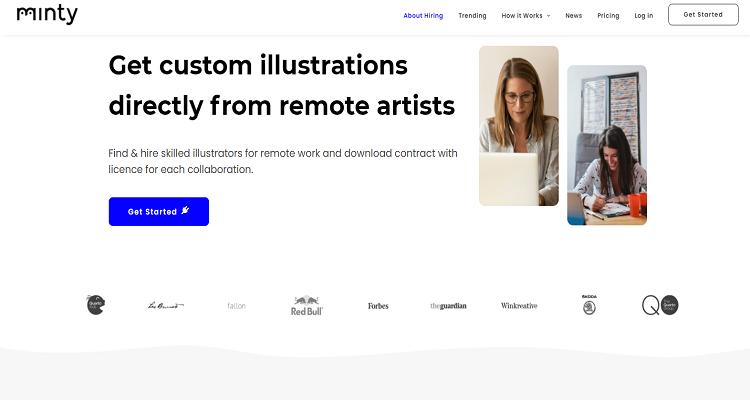 Minty Online Remote Design Jobs