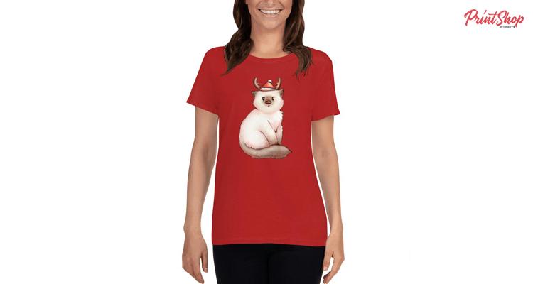 Rudolph Women's T-Shirt