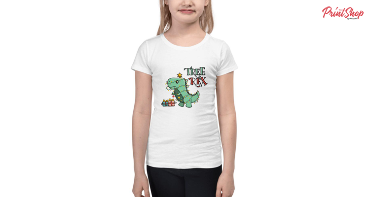 Tree Rex Kids Premium T-Shirt