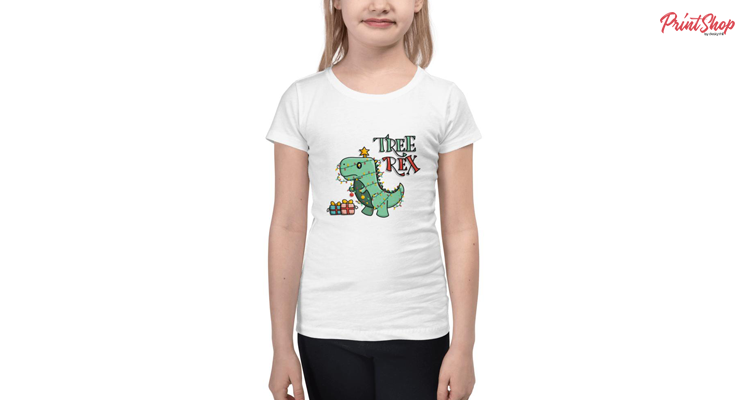 Tree Rex Kids Premium T-Shirt
