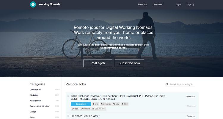 Working Nomad Online Graphic Design Jobs