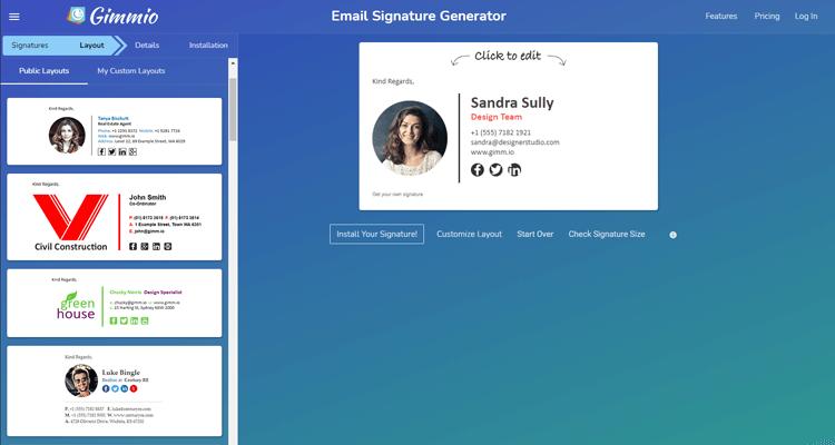 gimmio-email-signature-generator