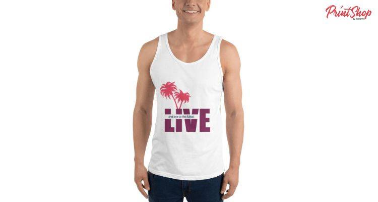 liva & love t-shirt